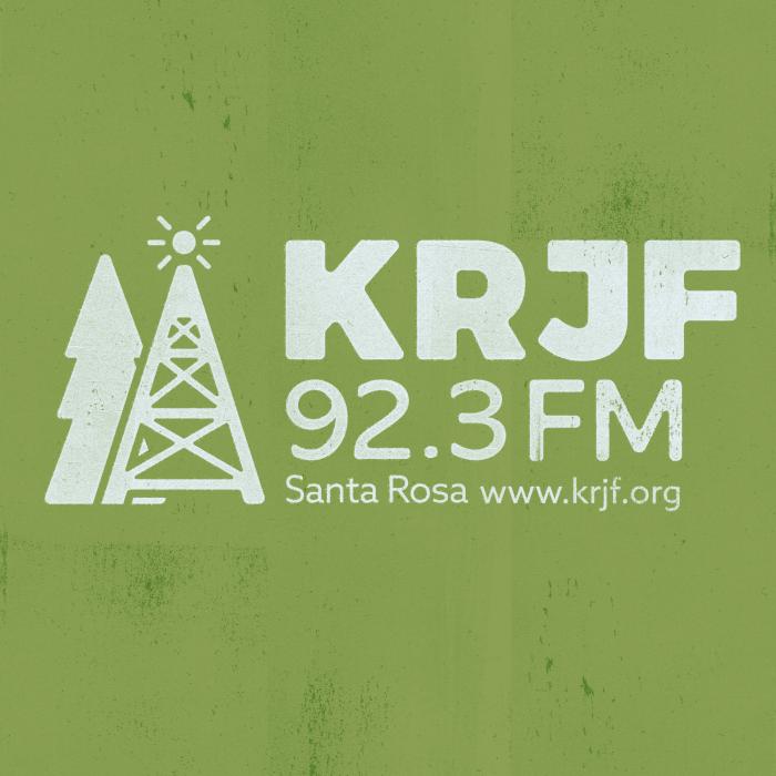 KRJF Logo