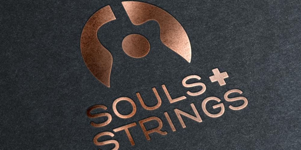 Souls + Strings Identity Design