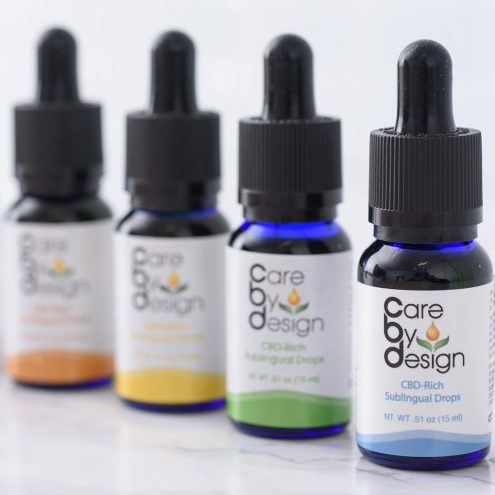 Care By Design Packaging with Hybrid Creative
