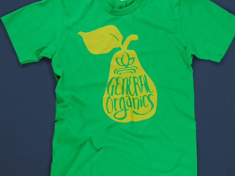 General Organics T-Shirt Designs