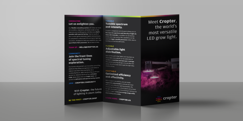 Cropter Brand Identity and Design